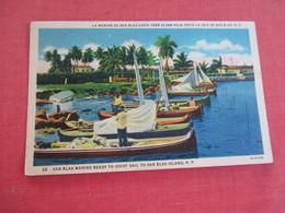 La Marina De San Blas Lista  San Blas Island   Panama Ref 3059 - Panama