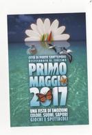 Fre420 Freecard Promotional Festa Emozioni Colori Spettacoli Suoni Sapori Porto Sant'elpidio 2017 - Eventi