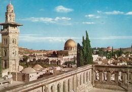 Jerusalem - Antonio Tower , Mosque Of Omar - Jordanien