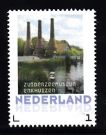 Nederland Persoonlijke Zegel : Zuiderzeemuseum Enkhuizen - Neufs