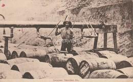 Trinidad  Oilfield  Casking Oil   T141 - Trinidad