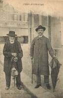 TYPES AVEYRONNAIS EDITION DES MAGASINS A LA MENAGERE - Frankrijk