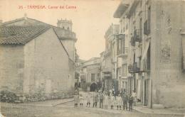 TARREGA CARRER DEL CARME - Lérida
