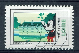 France, Mickey Mouse, River Loire, 2018, VFU Self-adhesive - Frankrijk