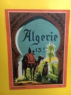 8818 - Algérie - Etiquettes