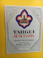 8824 - Algérie Targui - Etiquettes