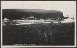 Mawgan Porth, Cornwall, 1953 - Chapman RP Postcard - England