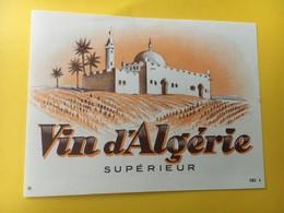8826 - Algérie - Etiquettes