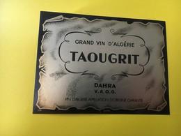 8831 Algérie Taougrit Dahra - Etiquettes