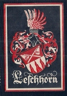 VIGNETTE - LESCHHORN - Unused Stamps