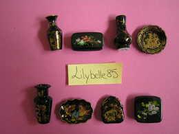 Belle Série Complète De 8 Fèves PERSO - MAGNIFIQUES PONT A MOUSSON - 2007 ( Feve Figurine Miniature ) Rare - Charms
