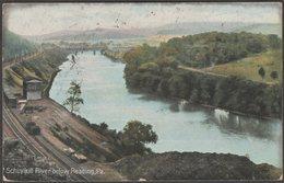 Schuylkill River Below Reading, Pennsylvania, C.1910 - Hugh C Leighton Postcard - Other