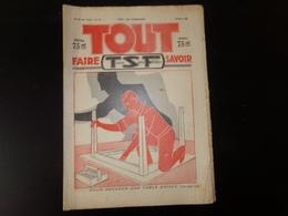 """Revue """" Tout Faire, Tout Savoir """" N° 76 Du 20 Mars 1932 """" Pour Réparer Une Table Brisée """" - Livres, BD, Revues"""