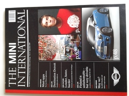 Lib446 The MINI International Magazine 2009 Concept Car Coupè Sport Detroit Auto Show Urban Life Culture Design - Automobili