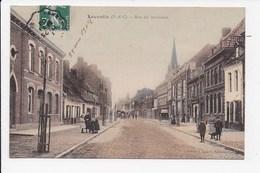 CPA 62 LAVENTIE Rue Des Amoureux - Laventie