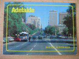 Australien- AK Adelaide Skyline In South Australia - Adelaide
