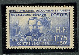 Nelle Calédonie.*, N° 172 - Pierre Et Marie Curie - New Caledonia