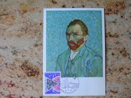 1er Jour Van Gogh  1977 - FDC