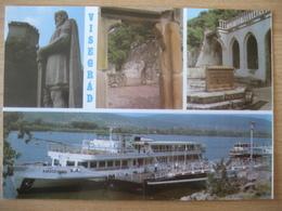 Ungarn- Visegrad An Der Donau Mit Einigen Sehenswürdigkeiten - Hongrie