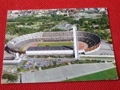 Helsinki Olympic Stadium Cartolina Stadio Postcard Stadion AK Carte Postale Stade Estadio Olympia - Calcio