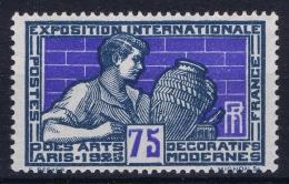 France: Yv 215 Postfrisch/neuf Sans Charniere /MNH/** 1925 - Francia