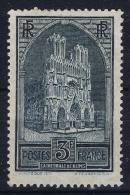 France: Yv 259 B MH/* Flz/ Charniere - France