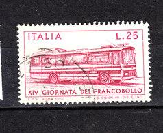 Italia   -   1972.  Corriera  Bus.  Viaggiato - Bus