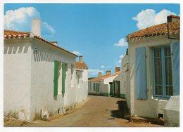 Ile D'YEU -- SAINT SAUVEUR --1990-- Vieille Rue - Ile D'Yeu