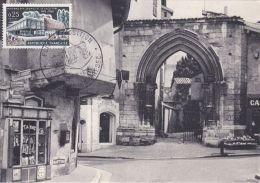 Bourg-en-Bresse - Foire Exposition - Porte Des Jacobins - Bourg-en-Bresse