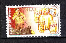 Italia   -    1984.  Lavoratore Del Vetro. Worker Of The Glass. - Professioni