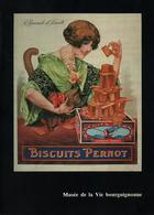 BISCUITS PERNOT 1869 1963 CATALOGUE EXPOSITION MANUFACTURE DIJON MUSEE BOURGOGNE - Autres