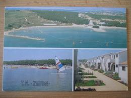 Jugoslawien- AK Zadar, JTP Touristenhotel - Joegoslavië