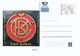 Rep. Ceca / Cart. Postali (Pre2012/60) Emil Kolben (1862-1943 Theresienstadt) Ingegnere E Imprenditore; Società CKD - Fabbriche E Imprese