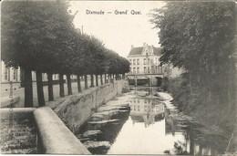 DIXMUDE-DIKSMUIDE - Grand Quai - Oblitération De 1903 - Diksmuide