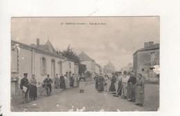 Aizenay Rue De La Gare - Aizenay