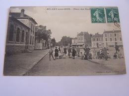 Aulnay Sous Bois - Place Des écoles - Aulnay Sous Bois