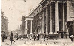 LONDON - General Post Office (109651) - Unclassified
