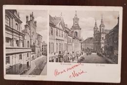 POLOGNE: Warszawa: Ul Freta// Kosciol Sgo. Jana (Varsovie) - Polonia