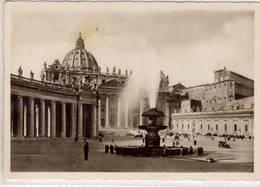 CITTA DEL VATICANO  BASILICA DI SAN PIETRO - Vatican