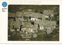 L'ECOT : CHALETS /PARC NATIONAL DE LA VANOISE (dil405) - Bonneval Sur Arc