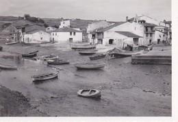 1 MINI-PHOTO--ESPAGNE--GALICIA--région BETANZOS---(vieux Port Ensablé )---voir 2 Scans - Photography