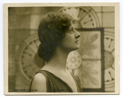 ACTRESS : MISS MAB PAUL (MIDGET NOVELTY CARD) - Theatre