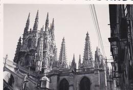 MINI-PHOTO--ESPAGNE--CASTILLA Y LEON--BRUGOS--catédrale--( El Curcero )---voir 2 Scans - Photographie