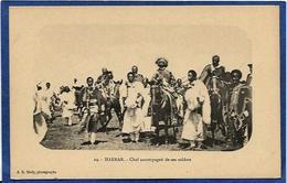 CPA Ethiopie Ethiopia Abyssinie Ethnic Afrique Noire Type Non Circulé - Ethiopia