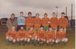 OLLOY-SUR-VIROIN : Equipe De Football 11/1985 - Viroinval