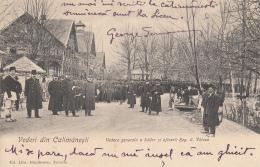 OLD POSTCARD CALIMANESTI OFITERI - Romania