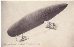 PK - Zeppelin - Le Dirigéable  Adjudant Vincenot - 1913 - Dirigeables