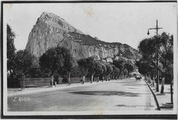 Gibraltar - Face Nord-ouest - Gibraltar