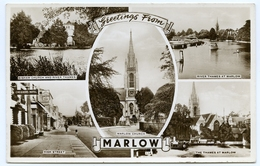 MARLOW : MULTIVIEW - Buckinghamshire