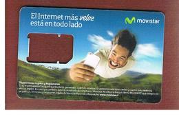 COSTA RICA - MOVISTAR (GSM SIM) -  BOY     -  USED - RIF. 9169 - Costa Rica